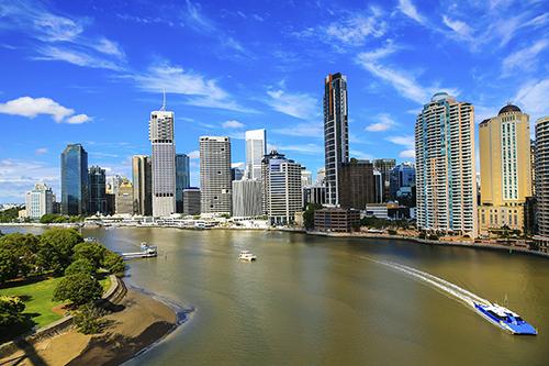 Brisbane Uhrzeit