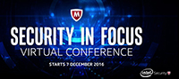 Security In Focus Virtual Conference